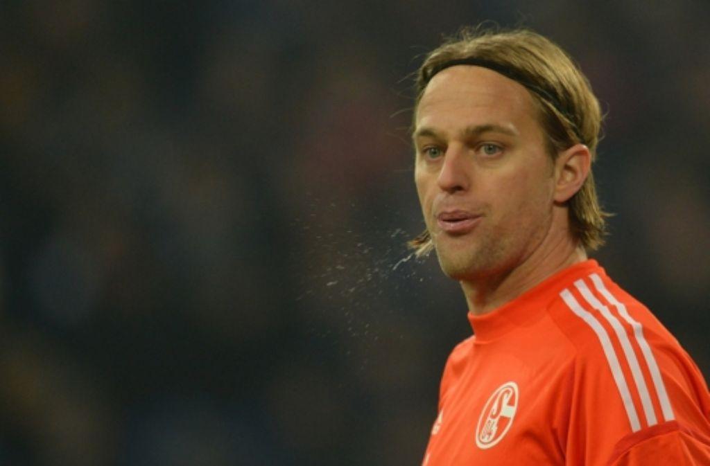 Timo Hildebrand spitzt jetzt bei Schalke die Lippen. Foto: dapd