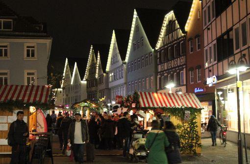 Der Welt-Weihnachtsmarkt geht weiter