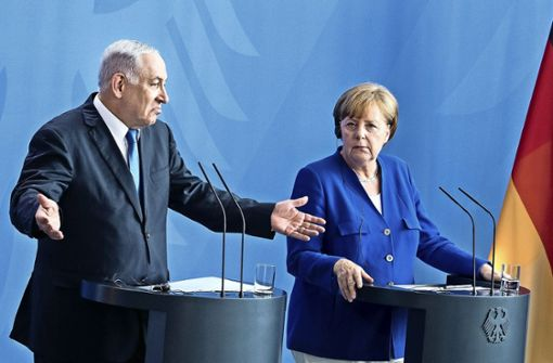 Netanjahu fordert mehr Härte gegen den Iran
