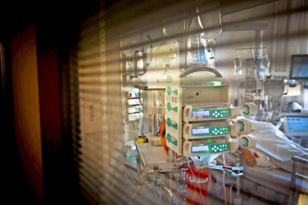 Das Krankenhaus ist längst selbst zum Patienten geworden. Foto: Gottfried Stoppel