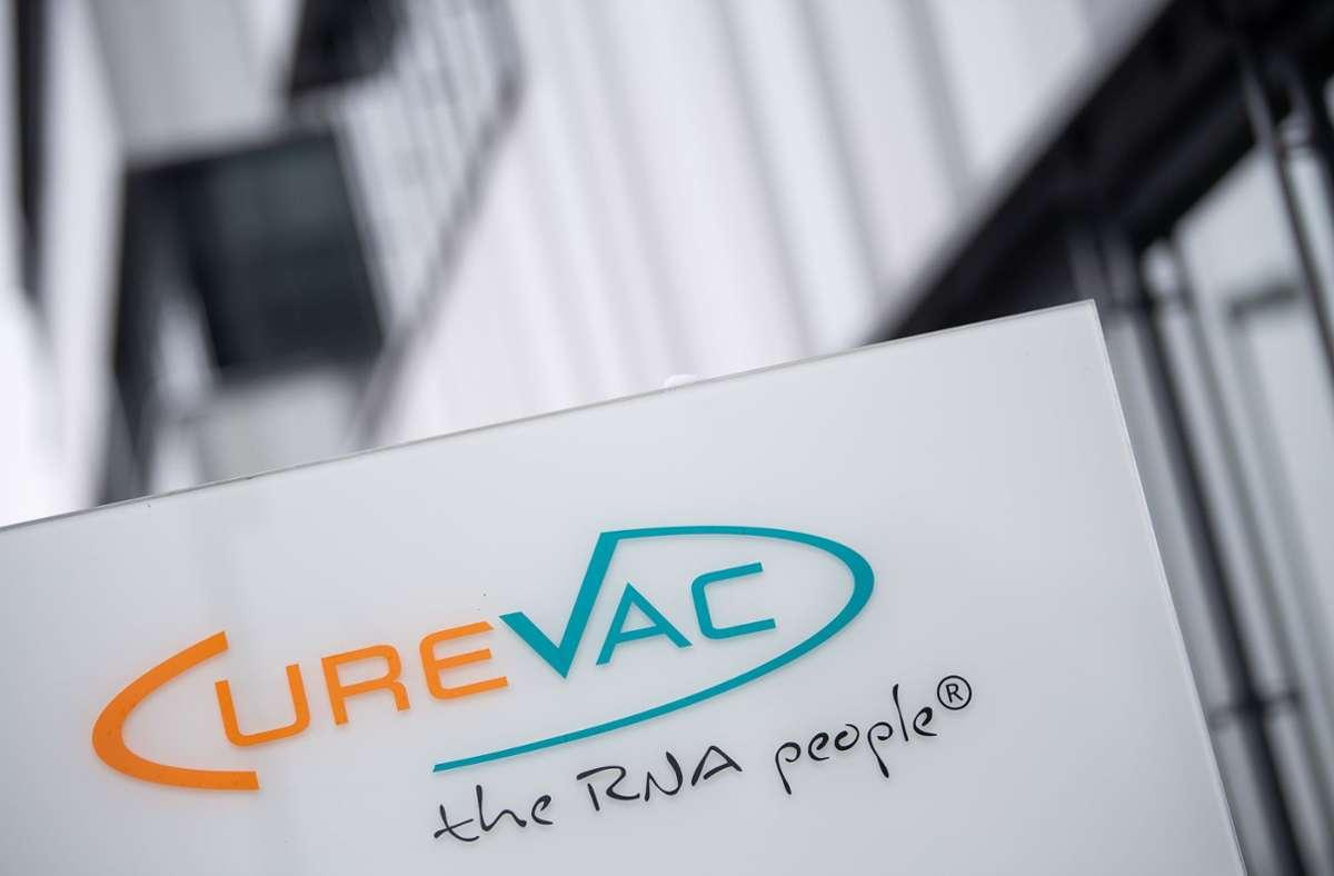 Impfstoffhersteller Curevac hat seinen Sitz in Tübingen. (Archivbild) Foto: dpa/Sebastian Gollnow