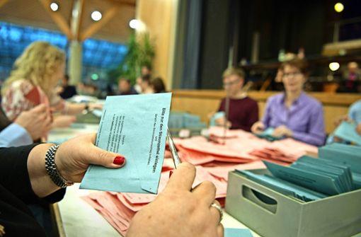 Prekäre Suche nach einer Wahlrechtsreform