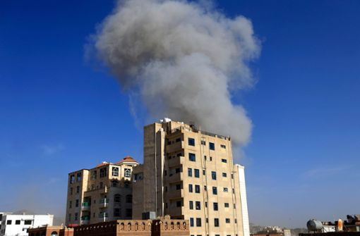 Mehrere Tote bei Luftangriffen in Sanaa