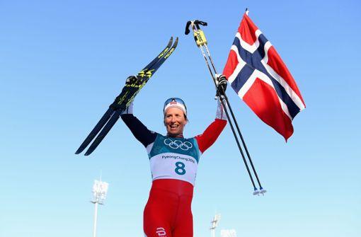 Langlauf: Marit Björgen krönt sich zur Legende
