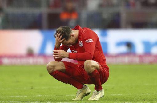 FC Bayern kassiert erste Niederlage unter Flick