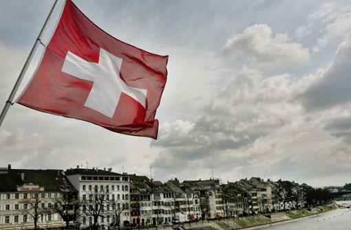 Baden-Württemberger ziehen häufig in die Schweiz um