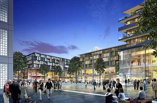 Neuer Streit über Pläne für Einkaufscenter