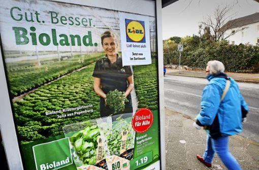 Lidl verkauft jetzt Bioland-Produkte
