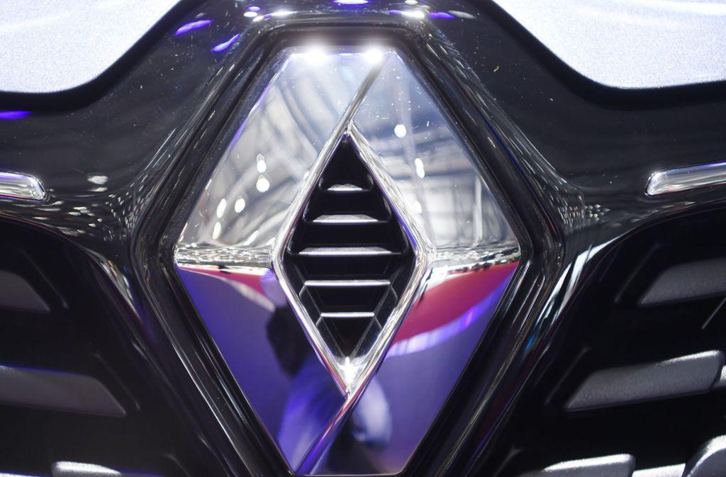 Von dem Stellenabbau bei Renault soll Frankreich stark betroffen sein. Foto: dpa/Uli Deck