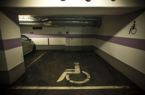 Parken geht nicht immer