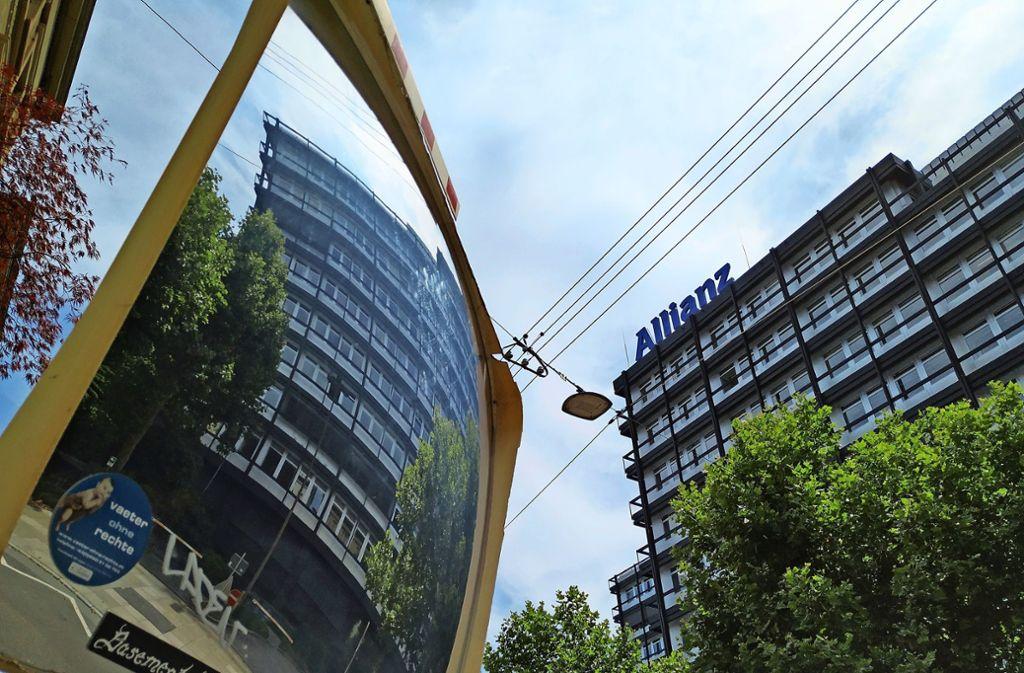 In den Hochhäusern könnte  günstiger Wohnraum entstehen. Foto: Hans Jörg Wangner