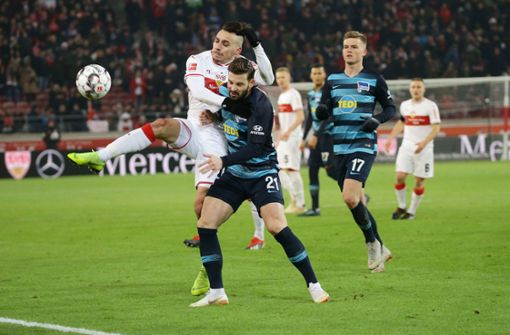 So liefen die vergangenen zehn Duelle  gegen Hertha BSC