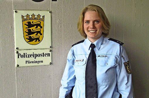 Angela Wember hat bald das Sagen im Polizeiposten