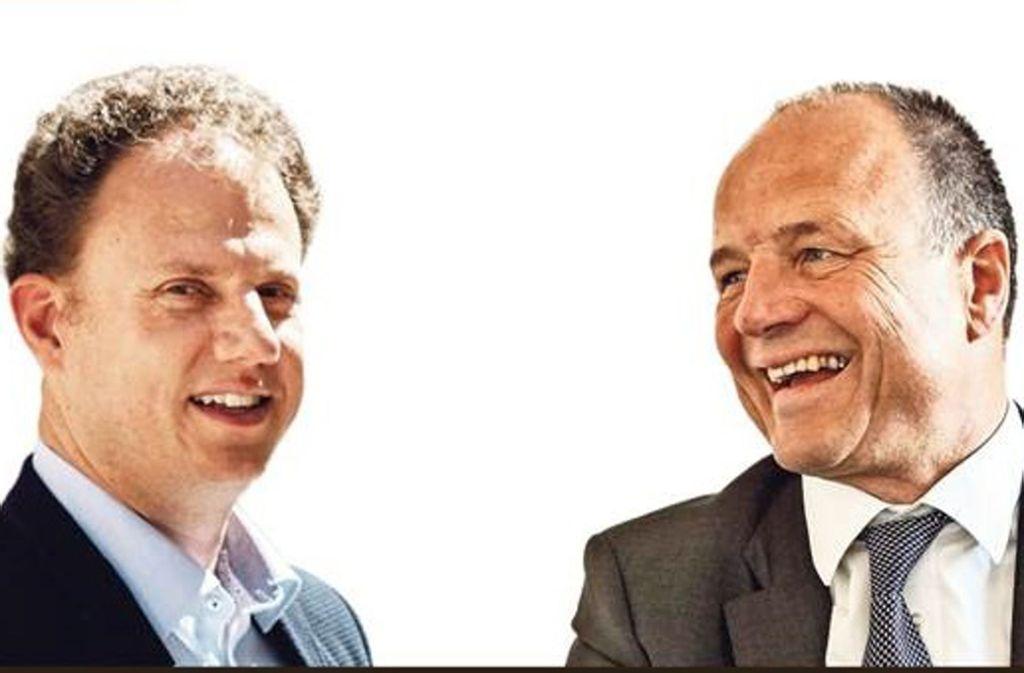 Am Donnerstag treffen Matthias Knecht und Werner Spec aufeinander. Foto: StZ/STN