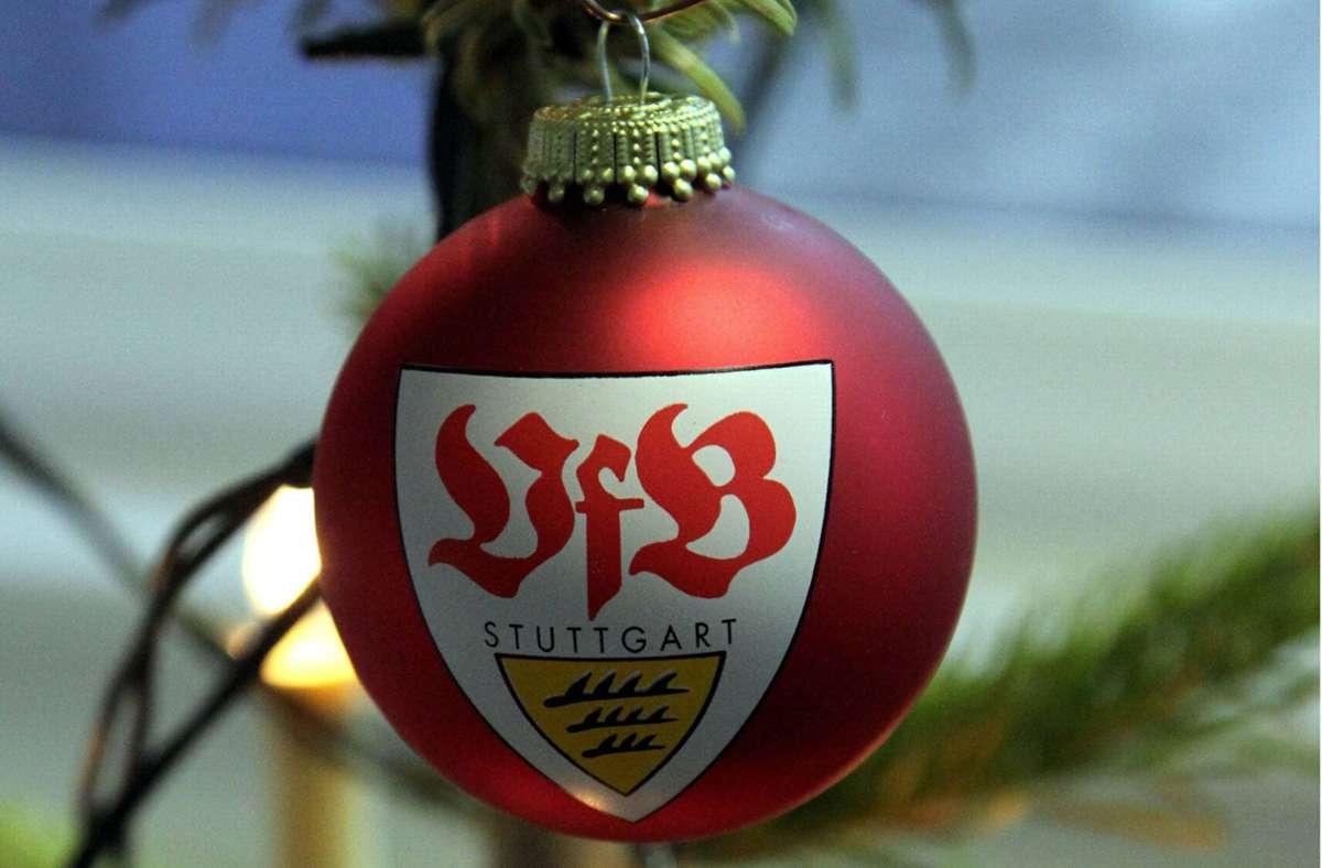 Der Adventskalender des VfB ist mit einem Preis von 16,99 Euro bundesligaweit am teuersten. Käufer bekommen dafür allerdings 347 Gramm Schokolade. Das sind 4,90 Euro pro 100 Gramm – im Vergleich zu anderen Clubs der Liga: ein günstiger Preis. Foto: