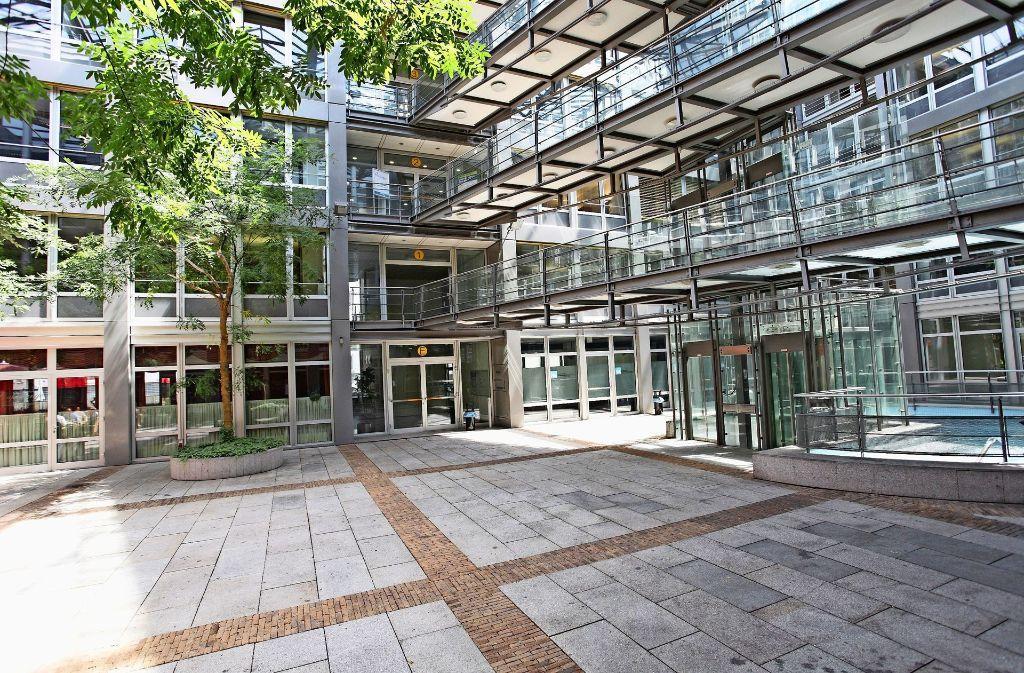Das FOM in  Stuttgart ist einer von bundesweit 28 Standorten der privaten Hochschule. Foto: privat