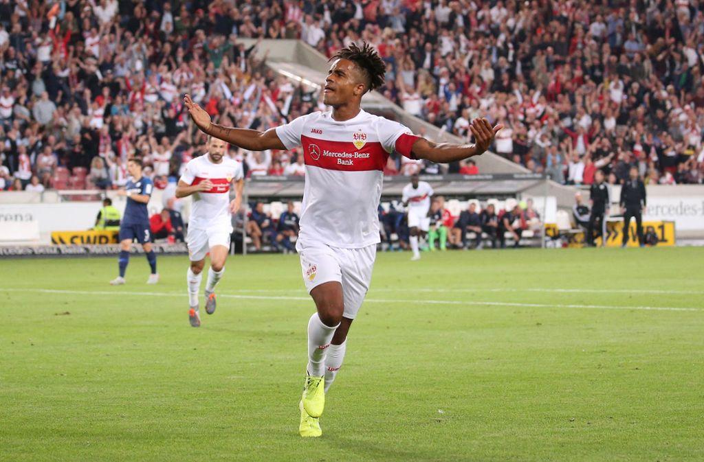 Gegen Nürnberg steht Daniel Didavi wieder in der Startformation. Foto: Pressefoto Baumann