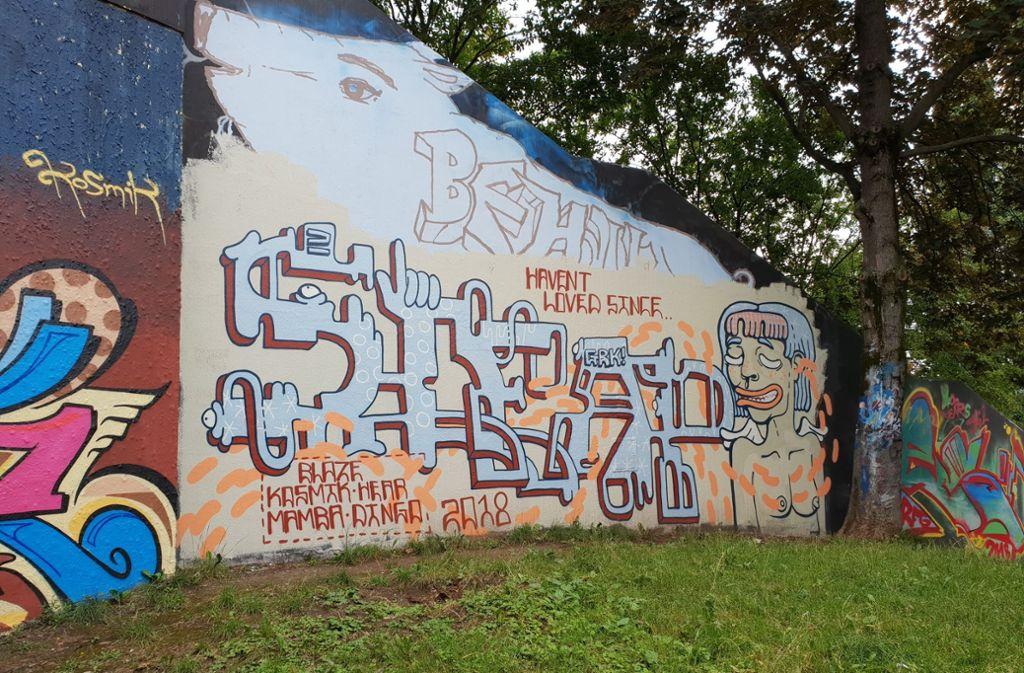 Stuttgart Graffiti