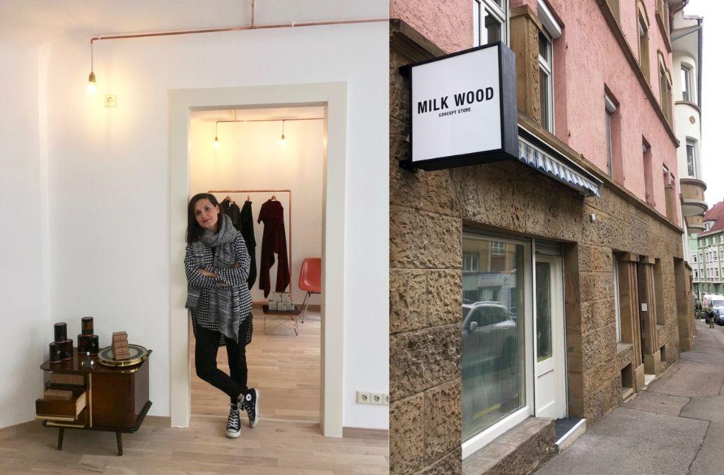 milk wood concept store in stuttgart west von amors pfeil getroffen leben liebe. Black Bedroom Furniture Sets. Home Design Ideas