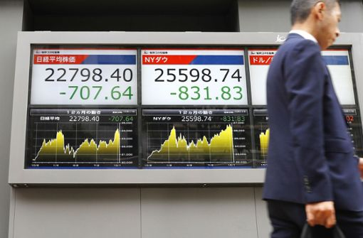 Weltwirtschaft in der Zinsfalle