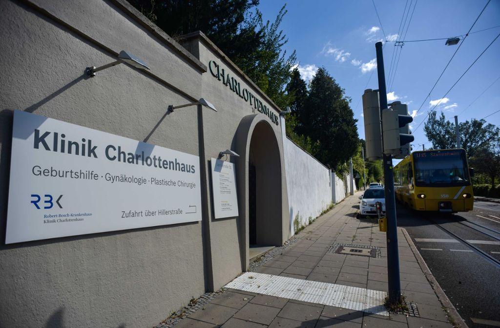 Ein Ära geht zu Ende: das Charlottenhaus schließt. Foto: Lichtgut/Max Kovalenko