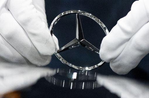 Daimler legt mit Absatz dank neuer Kompaktmodelle zu