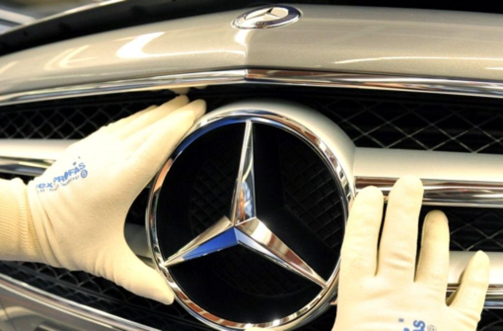 In der Lkw-Sparte von Daimler sollen mehr als 2000 Arbeitsplätze gestrichen werden. Foto: dpa