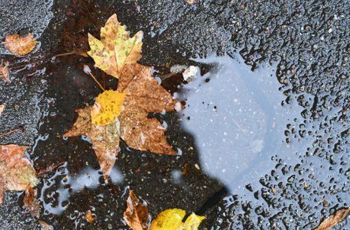 Adventswochenende wird regnerische und stürmisch
