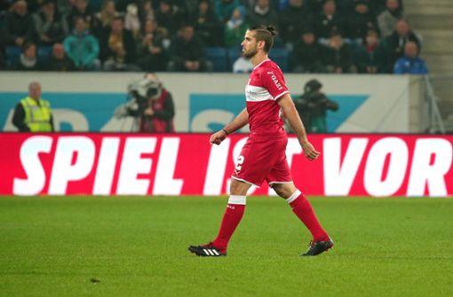 Sperre für VfB-Profi Emiliano Insua