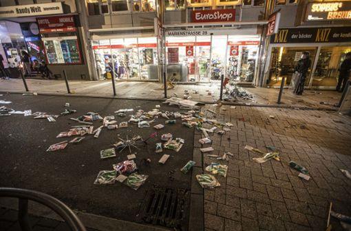"""Fassungslose Einzelhändler: """"Wir kennen unsere Stadt nicht so"""""""