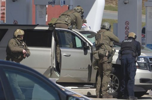 Mann tötet bei Amoklauf  18 Menschen – weitere Opfer befürchtet