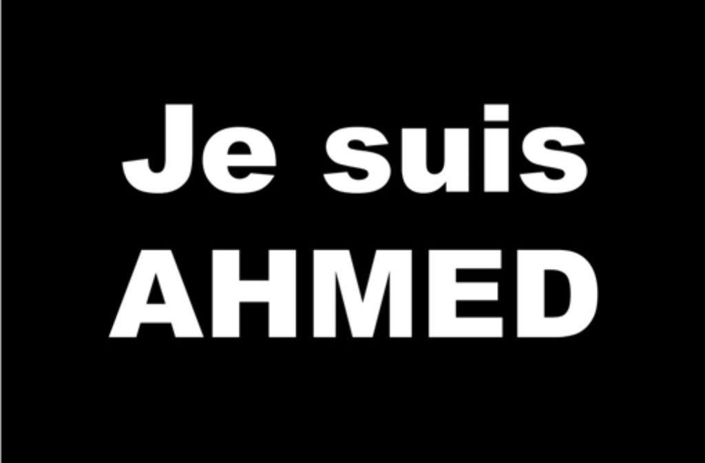 Ich bin Charlie haben nach dem Charlie-Hebdo-Anschlag viele geschrieben. Inzwischen gedenken viele Nutzer mit demselben Spruch dem Polizisten Ahmed Merabet. Foto: privat