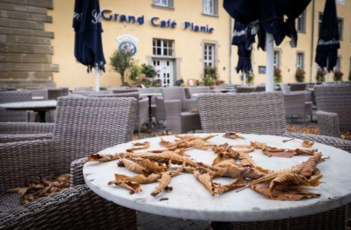 Stadt Stuttgart weist scharfe Kritik der Wirte zurück