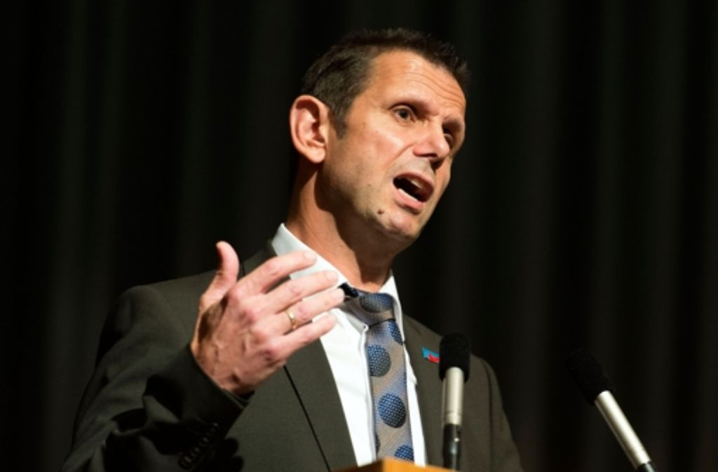 Nicht mehr seine Partei: Bernd Kölmel tritt aus der AfD aus. Foto: dpa
