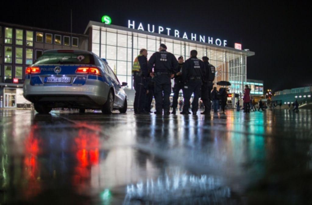 Silvesternacht in Köln: Deutlich weniger Polizei im