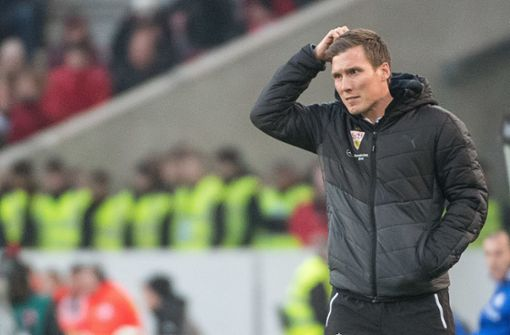 Hannes Wolf spricht über sein Aus beim VfB