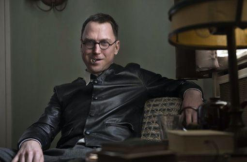 Lars Eidinger als rebellischer Künstler