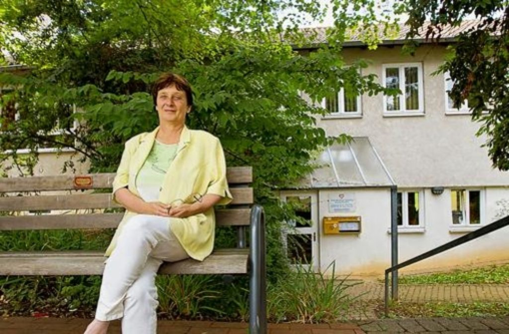 Im Hallschlag hat Claudia Weinschenk viele lebens- und liebenswerte Ecken und Begebenheiten angetroffen. Foto: Steinert
