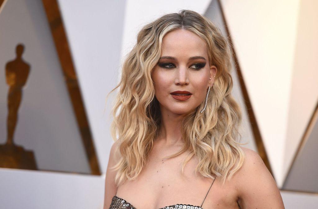 Schauspielerin Jennifer Lawrence ist Opfer des Hacker-Angriffs geworden. Foto: Invision