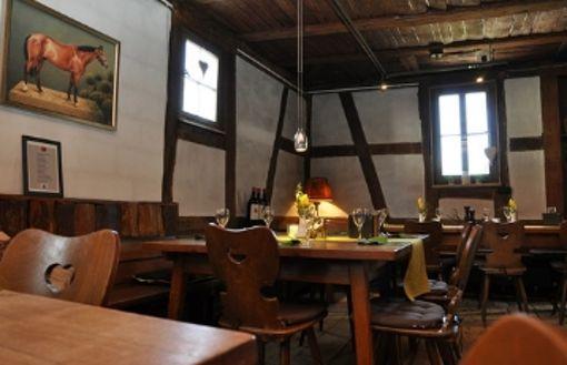 Die Untere Körschmühle in Möhringen
