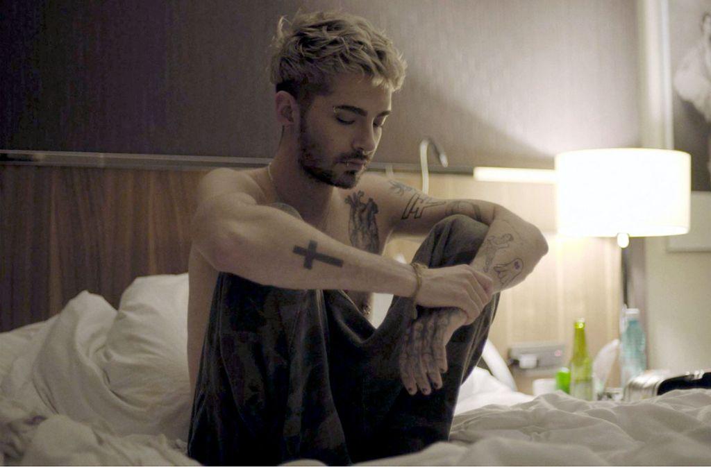 Bill Kaulitz von Tokio Hotel erzählt auch von Morddrohungen. Foto: RBB