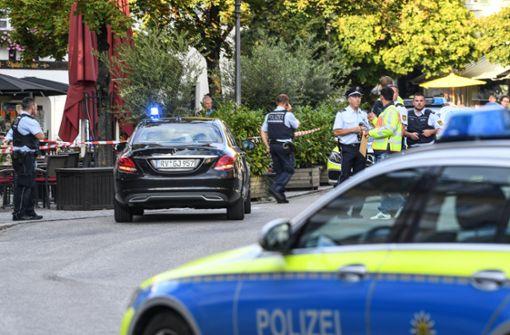 Zwei Kundgebungen nach Messerangriff angekündigt