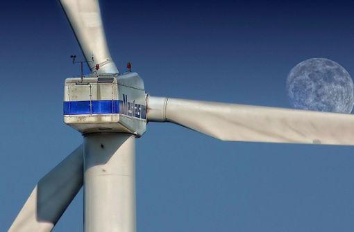 Windkraftpläne verschieben sich weit nach hinten