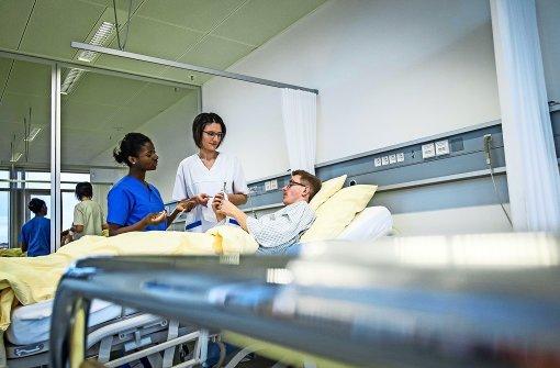 Bildungsschub für Pflegekräfte