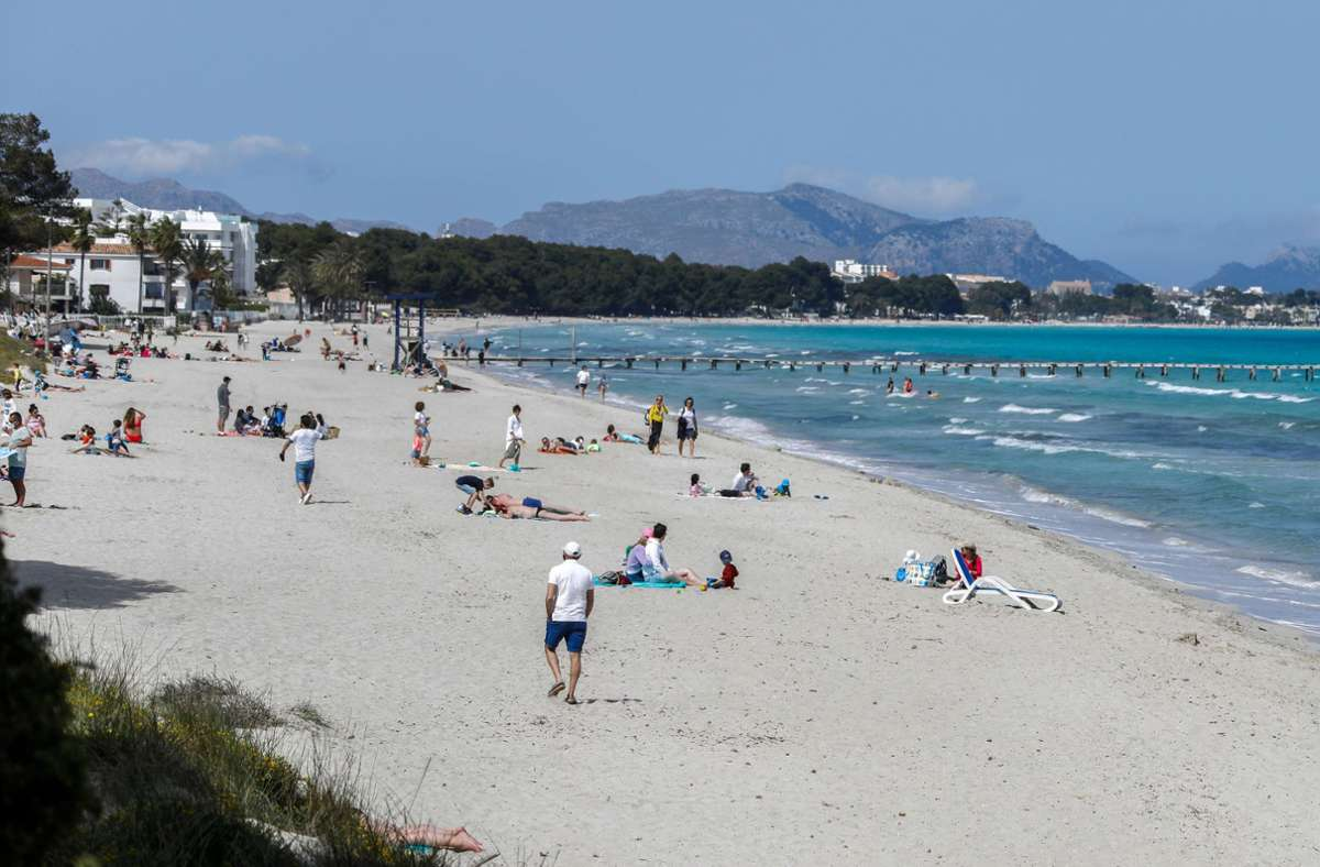 Die Gesundheitslage auf Mallorca bleibt entspannt (Archivbild). Foto: dpa/Clara Margais