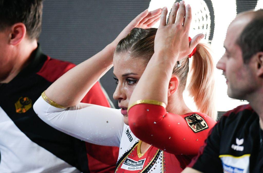 Elisabeth Seitz hat bei den Heim-Weltmeisterschaften eine Medaille verpasst. Foto: dpa/Tom Weller