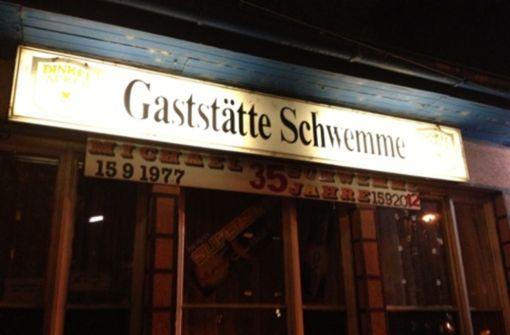 Die Schwemme in Bad Cannstatt bleibt offen