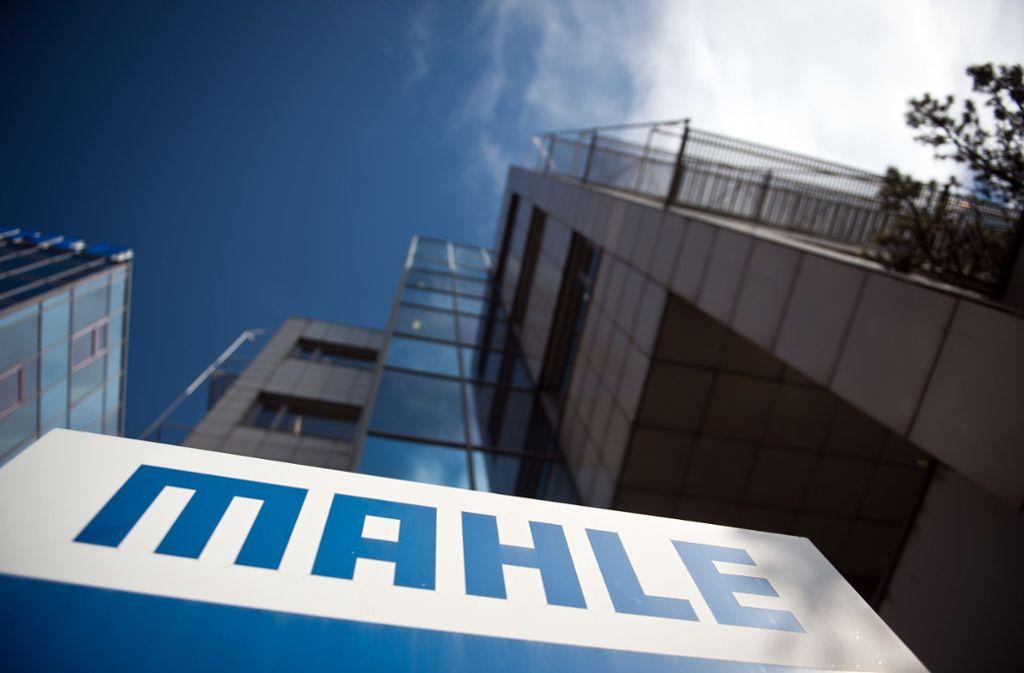 Mahle schließt sein Werk in Öhringen. Foto: Daniel Naupold/dpa