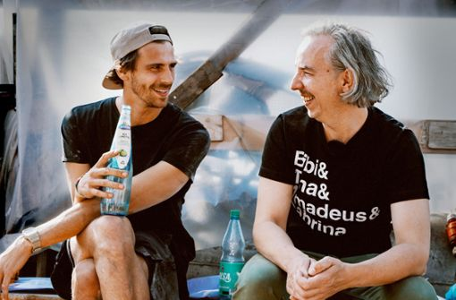 Olli Schulz, Fynn Kliemann und das Boot