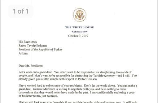 Lieber Präsident, sei kein Narr!